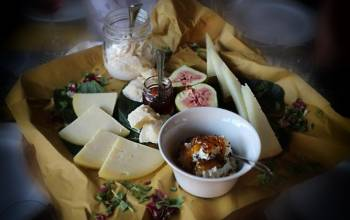 Cheese and Chutney (Yolanda Davis)