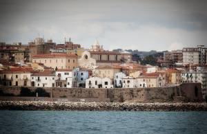 Termoli e la Cattedrale (Renato Corradi)