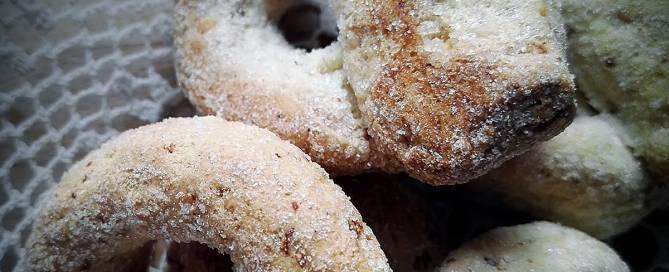 biscotti al vino e mandorle