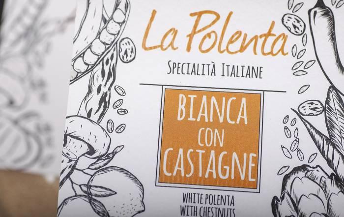 Polenta Castagne