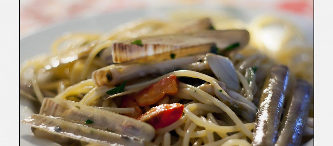 Spaghetti e Cannolicchi (Renato Corradi)