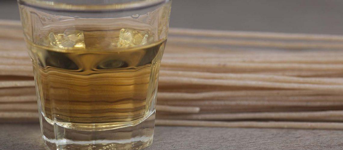 pasta e alcol (R. Corradi)